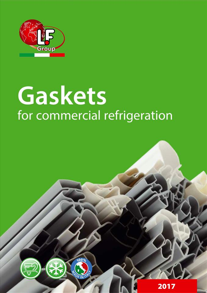 Gaskets for commercial refrigeration 09/2017
